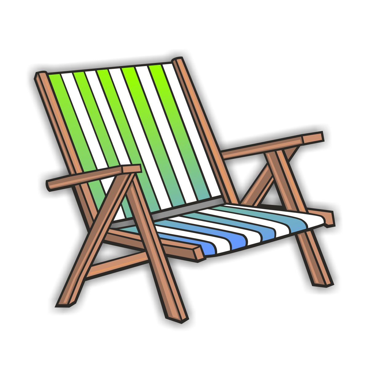 Deck Chairs - Deck Chair